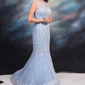 SKY BLUE CINDERELLA DRESS (4)